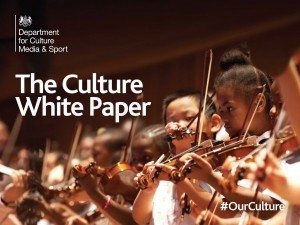 DCMS The Culture White Paper