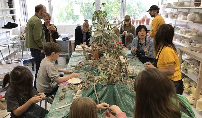 Get Creative Festival 2019 at The Clay Rooms