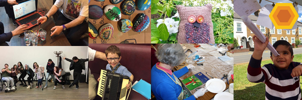 Voluntary Arts Festival 2017 highlights