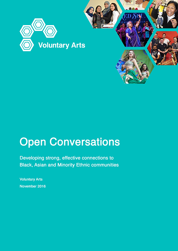 Open Conversations report