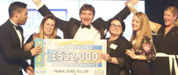 Peoples Postcode Lottery Dream Fund
