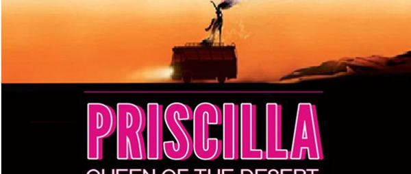 poster for priscillia the musical