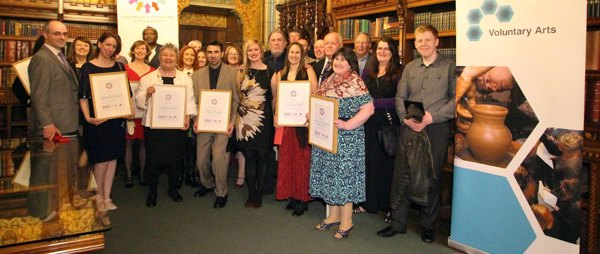 Epic Awards 2016 winners at Cardiff Castle