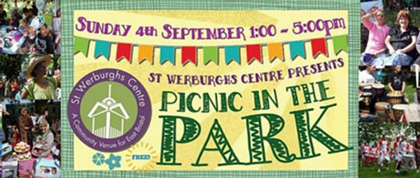 St Werburghs Centre Picnic in the Park