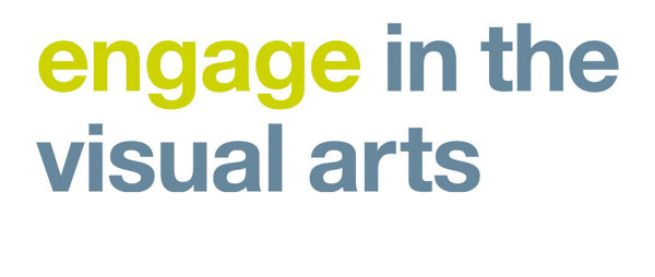 engage in the visual arts