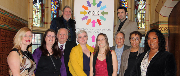 How to nominate your group for the Epic Awards