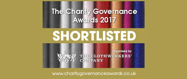 Charity Governance Awards 2017