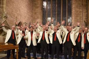 Lincoln Barbershop Harmony Club