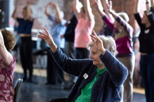 Dance for Parkinson