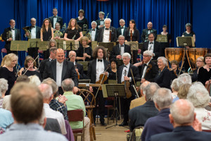 Orchestral concert given by the Surrey Philharmonic Orchestra
