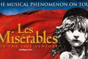 Les Miserable - Captioned Performance