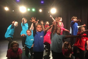 Spotlights community youth theatre