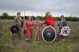 Anglo-Saxon Public Weekend (a)