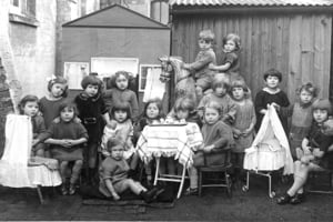 Museum of Oxford Memory Lane: Schooldays in Oxford
