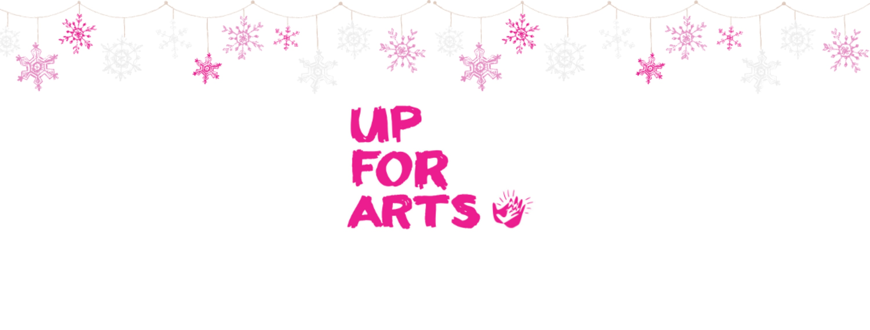 Winter Creativity on Air - Up for Arts