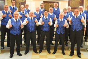 Peterborough Barbershop Harmony Club (Hereward Harmony)