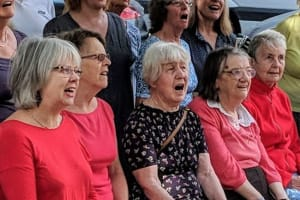 West Oxford Singing Circle