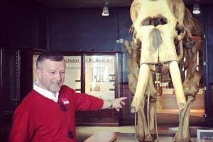 Manchester Museum Age Friendly Tours