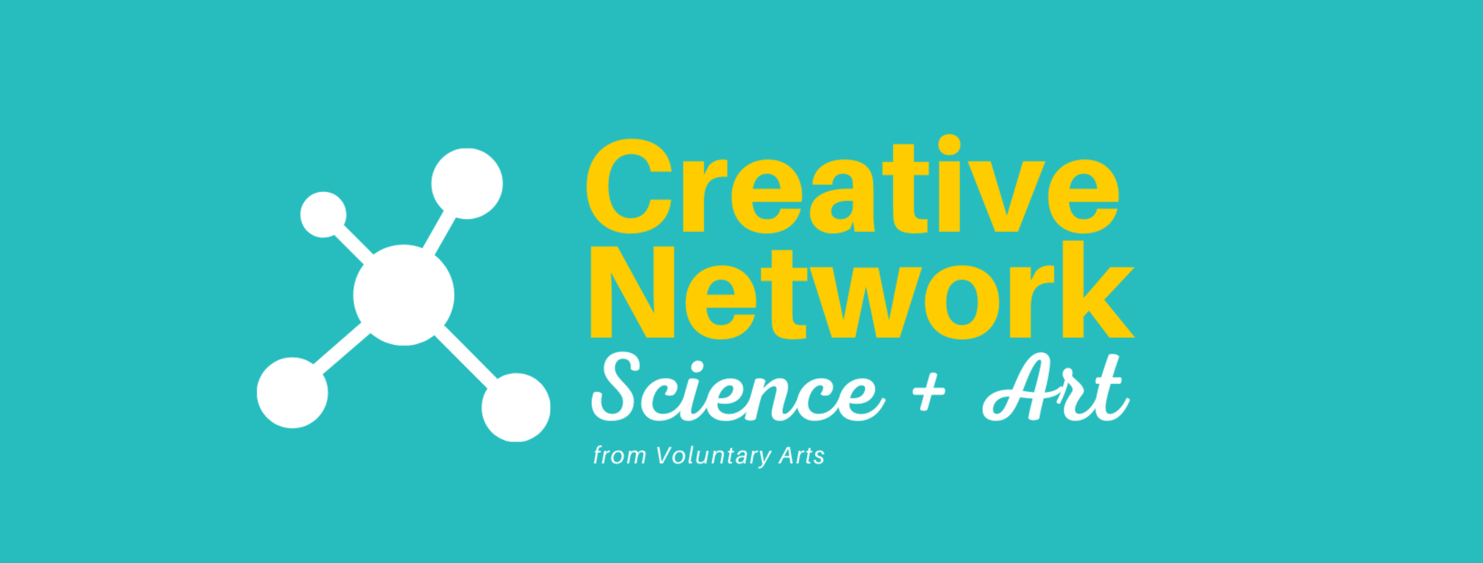 #CreativeNetwork - Science + Art