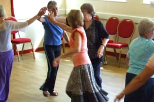 FolkActive Dance with live music