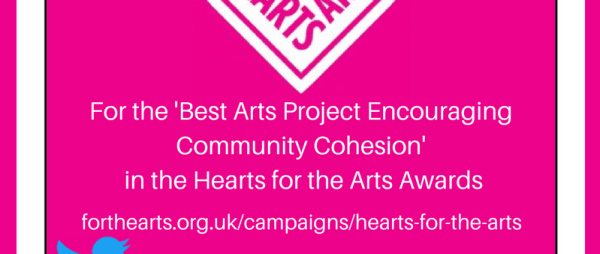 Hearts for The Arts Awards