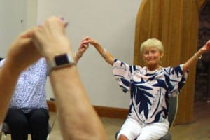 Dancing with Parkinson