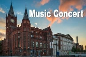 Free Lunchtime Music Concert