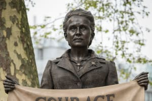 Gillian Wearing: Courage Calls to Courage Everywhere – The Making of the Millicent Fawcett Statue for Parliament Square