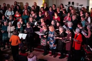 Glad Community Choir