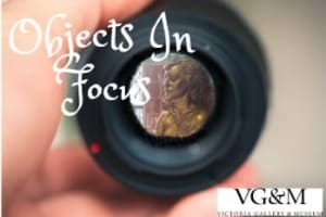 Objects in Focus - Sean Rice