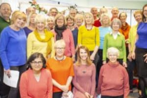 Stockbridge Colonies Choir