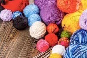 Craft Materials and Skill Swap at Cowley Library