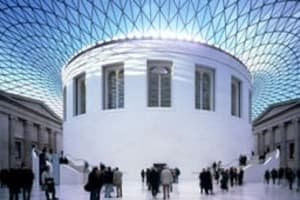 Age Friendly Museums Day at The British Museum