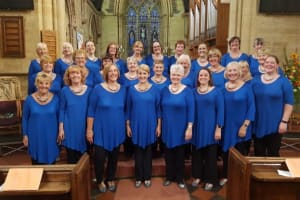Main Street Sound - York Ladies Barbershop Chorus