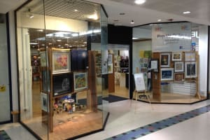 Arts in Redditch Pop-Up Gallery
