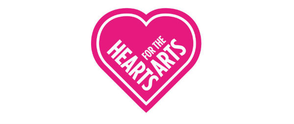 Rhestr Fer Hearts for the Arts 2021