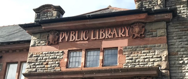 Creative activity in Welsh public libraries