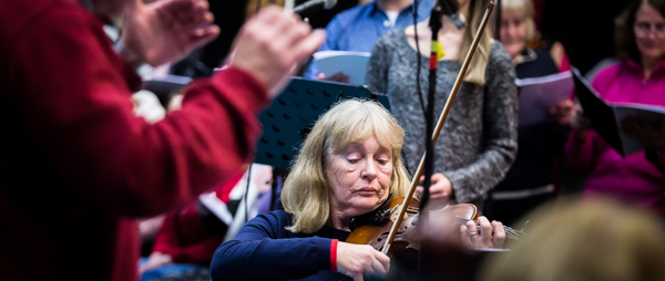 Q & A with Whitehead Community Orchestra