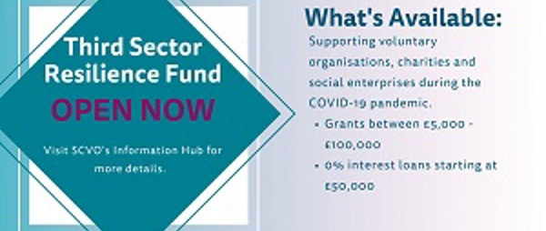 Third Sector Resilience Fund launched
